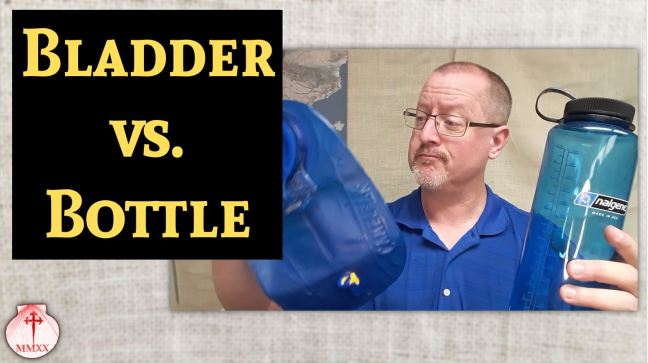 bladder vs bottle