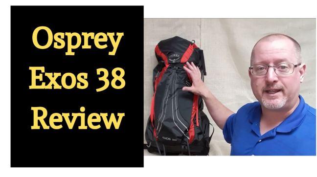 Osprey Exos 38 Review